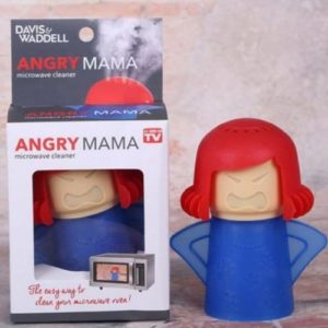 Angry Mama - Rens for mikroovn