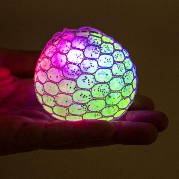 Glowing - squishy stressball