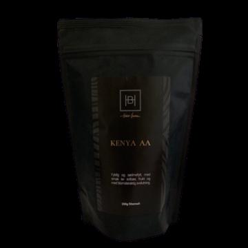 Halvor Bakke Kenya AA – Kaffe