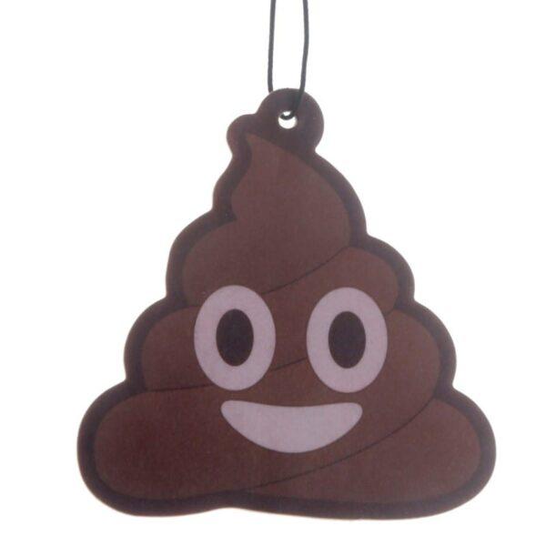 Luftfrisker - Sjokolade Emoji