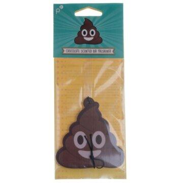 Sjokolade Emoji Poop/Iskrem-formet luftfrisker