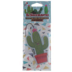 Kaktusformet luftfrisker med hint av lime