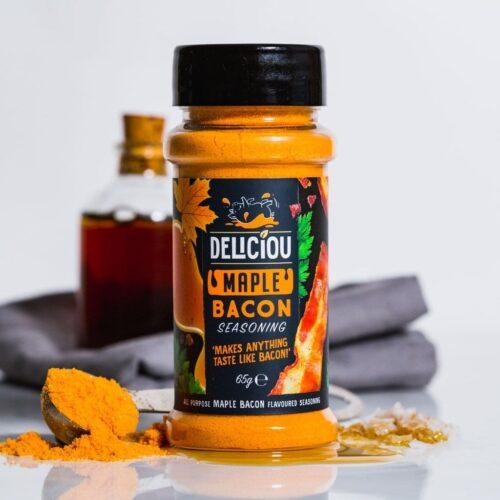 Baconkrydder - Maple - kombiner det salte med det søte