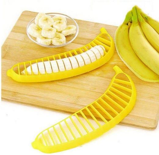Banankutter i bruk på skjærefjøl