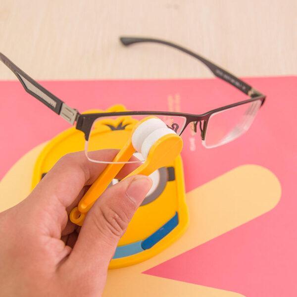 Oransje brillerens i bruk
