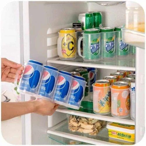Boksholder til kjøleskap
