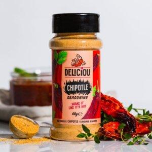 Chipotle - Krydder fra Deliciou