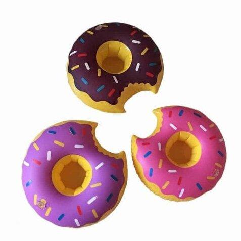 Donut - drikkeholder