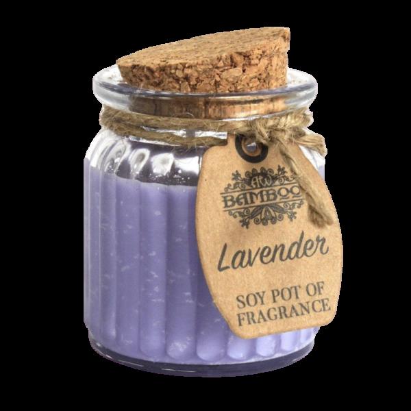 duftlys lavendel..19046 nobg