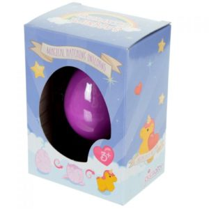 Voksende Enhjørning Egg - helt magisk