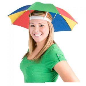 Hodeparaply - Til den morsomme festen