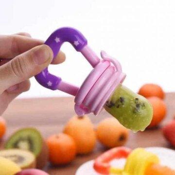 Matsmokken med frukt (kiwi)