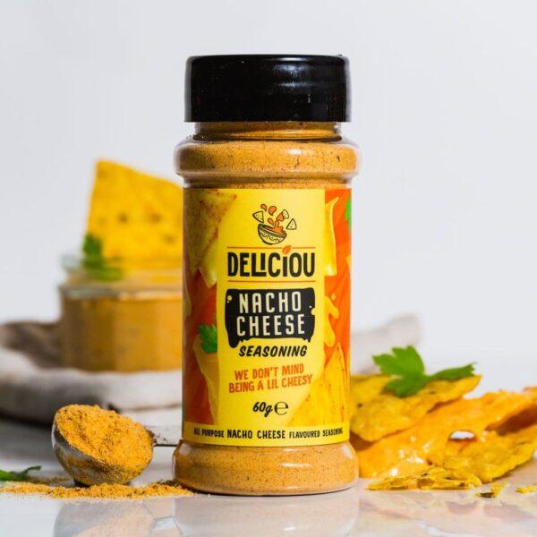 Krydder - nacho cheese - ostete krydder