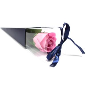 Rosa såperose i original emballasje