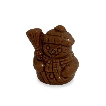 snømann julekonfekt sjokolade 1