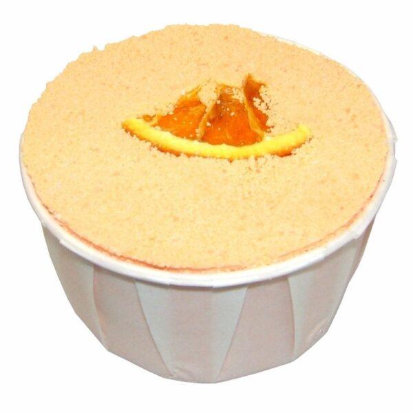 Souffle Badebomber - Appelsinduft