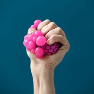 Squishy Stressball - morsom for både store og små