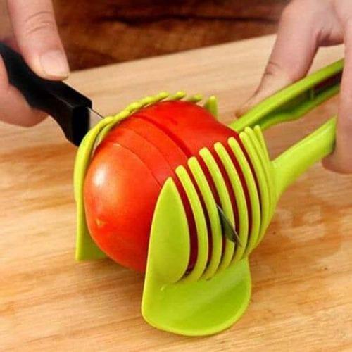 Tomatkutter - kutt tomat, frukt eller annet grønt i tynne skiver