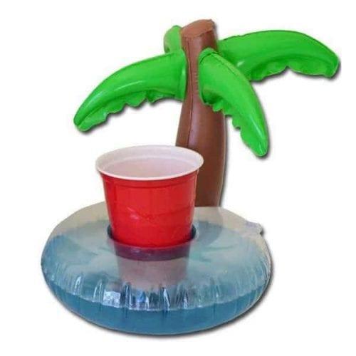 Drikkeholder - Tropisk Palme