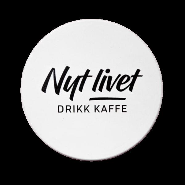 Nyt livet drikkebrikke30827 nobg