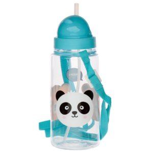 Drikkeflaske med søte dyr