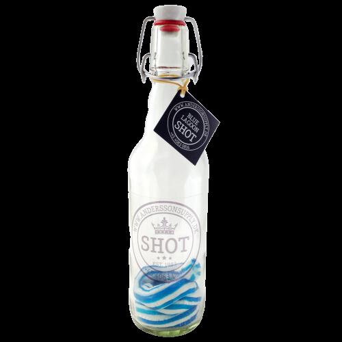 Blue Lagoon Shotflaske