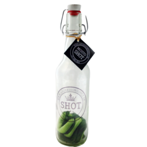 Mojito Candy Shotflaske