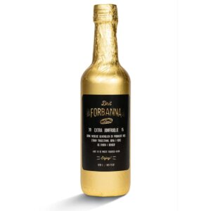 Nydelig jomfru olivenolje fra Drit Forbanna
