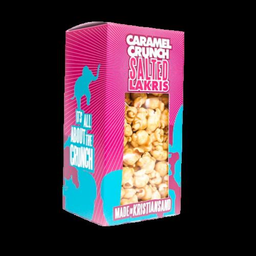 Caramel Crunch SALTED LAKRIS fra WÆCK i Kristiansand