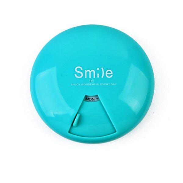 smile pilleboks