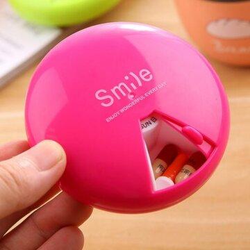 smile pilleetui rosa